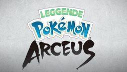 Leggende Pokémon: Arceus, svelata la data d'uscita