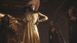 Resident Evil Village, Lady Dimitrescu è furiosa nel nuovo video gameplay