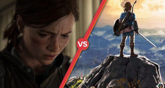 Zelda vs The Last of Us 2, votate nella Finale del Gioco della Generazione