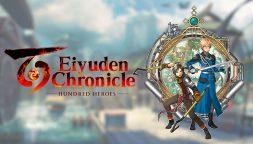 Eiyuden Chronicle: Hundred Heroes, il gioco di ruolo sarà pubblicato da 505 Games