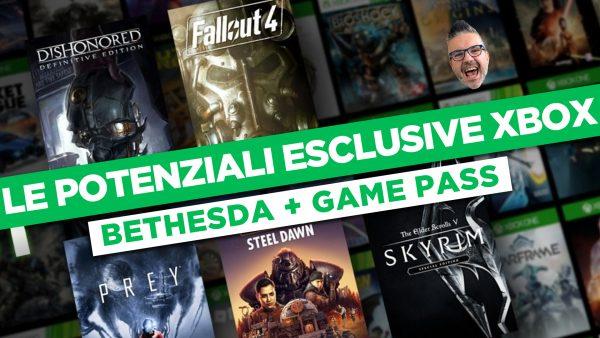 Bethesda, Microsoft e le potenziali esclusive per Xbox: facciamo il punto