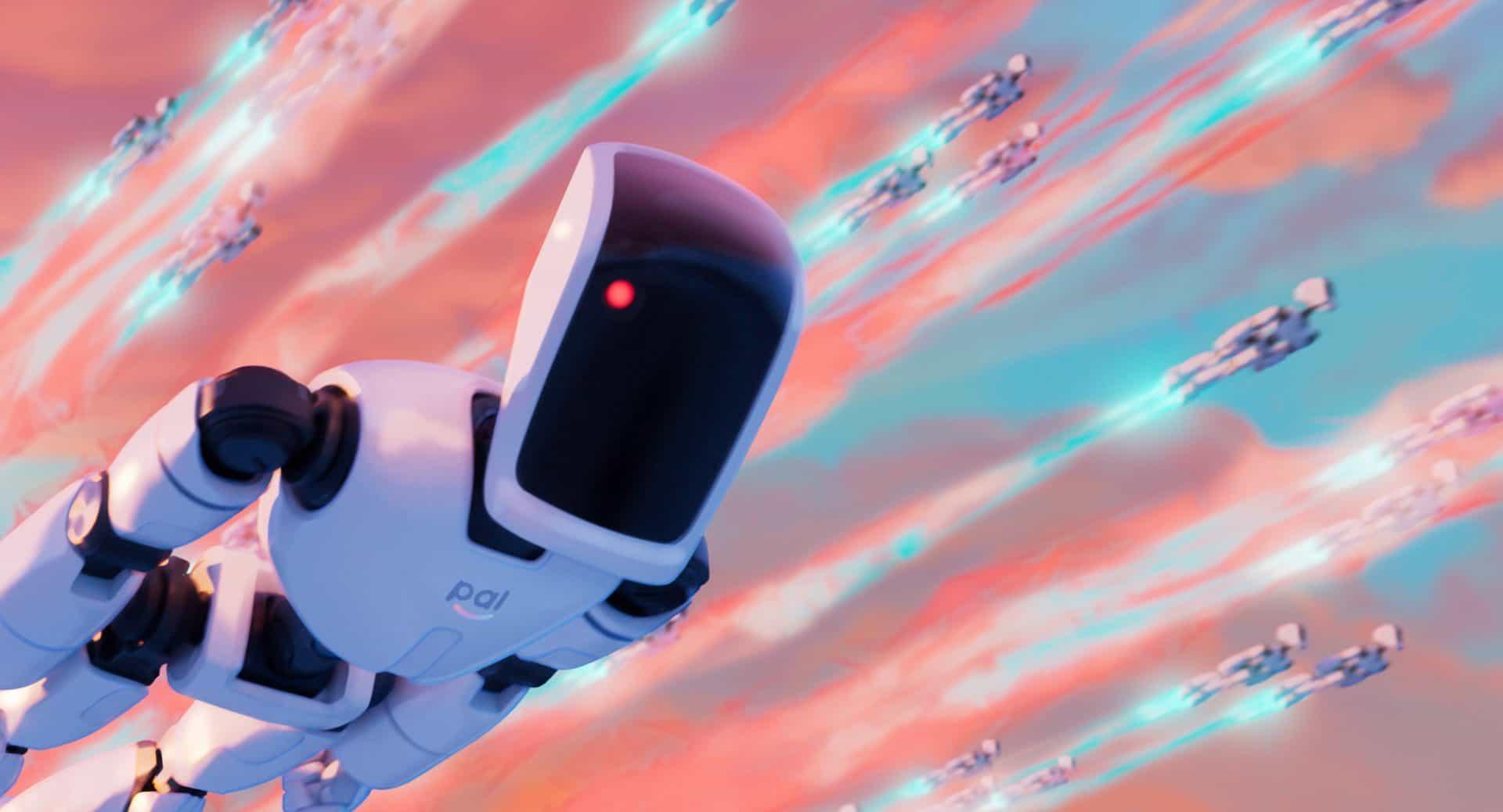 I robot ribelli della Pal Labs