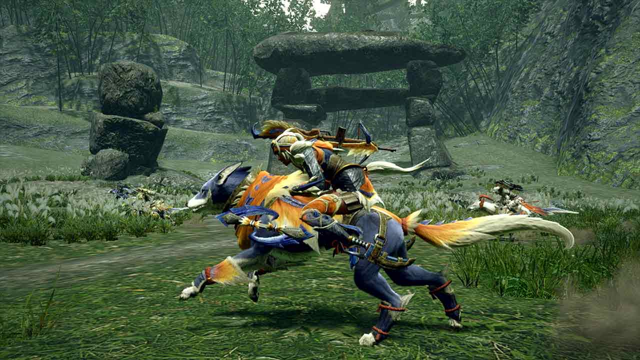 Monster Hunter Rise Switch 02