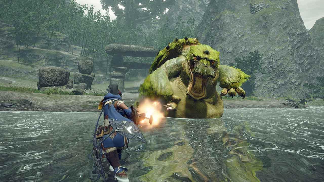 Monster Hunter Rise Switch 04