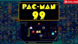 Pac-Man 99, il battle royale gratis da domani su Nintendo Switch Online