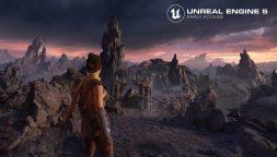 Unreal Engine 5: la demo Valley of the Ancient mostra la grafica next gen
