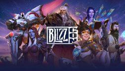 Blizzcon, l'evento sarà nuovamente online, agli inizi del 2022
