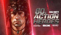 Call Of Duty: Warzone, Rambo e McClane si uniscono al battle royale