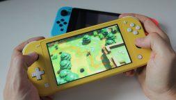 Nintendo Switch è anche una console portatile, sorpresa!