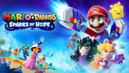 Mario+Rabbids Sparks of Hope, si va nello spazio