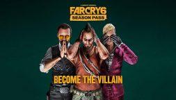 Vaas, Pagan Min e Joseph Seed confermati nel Season Pass di Far Cry 6