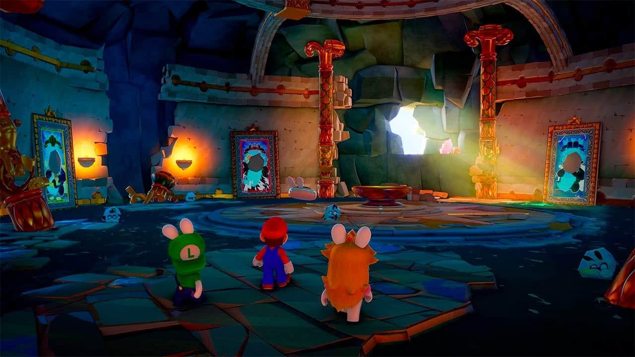 Mario+Rabbids 2