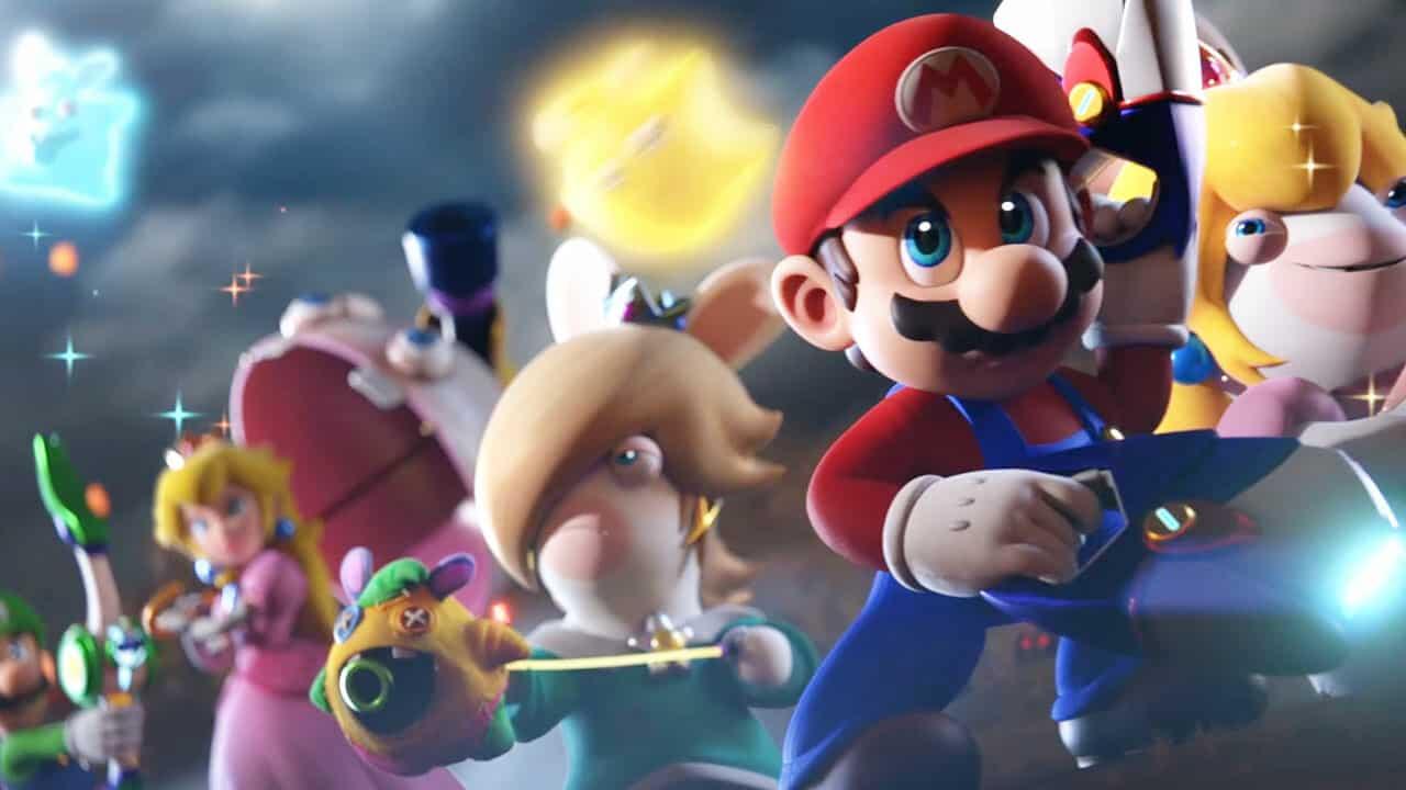 Mario+Rabbids 3