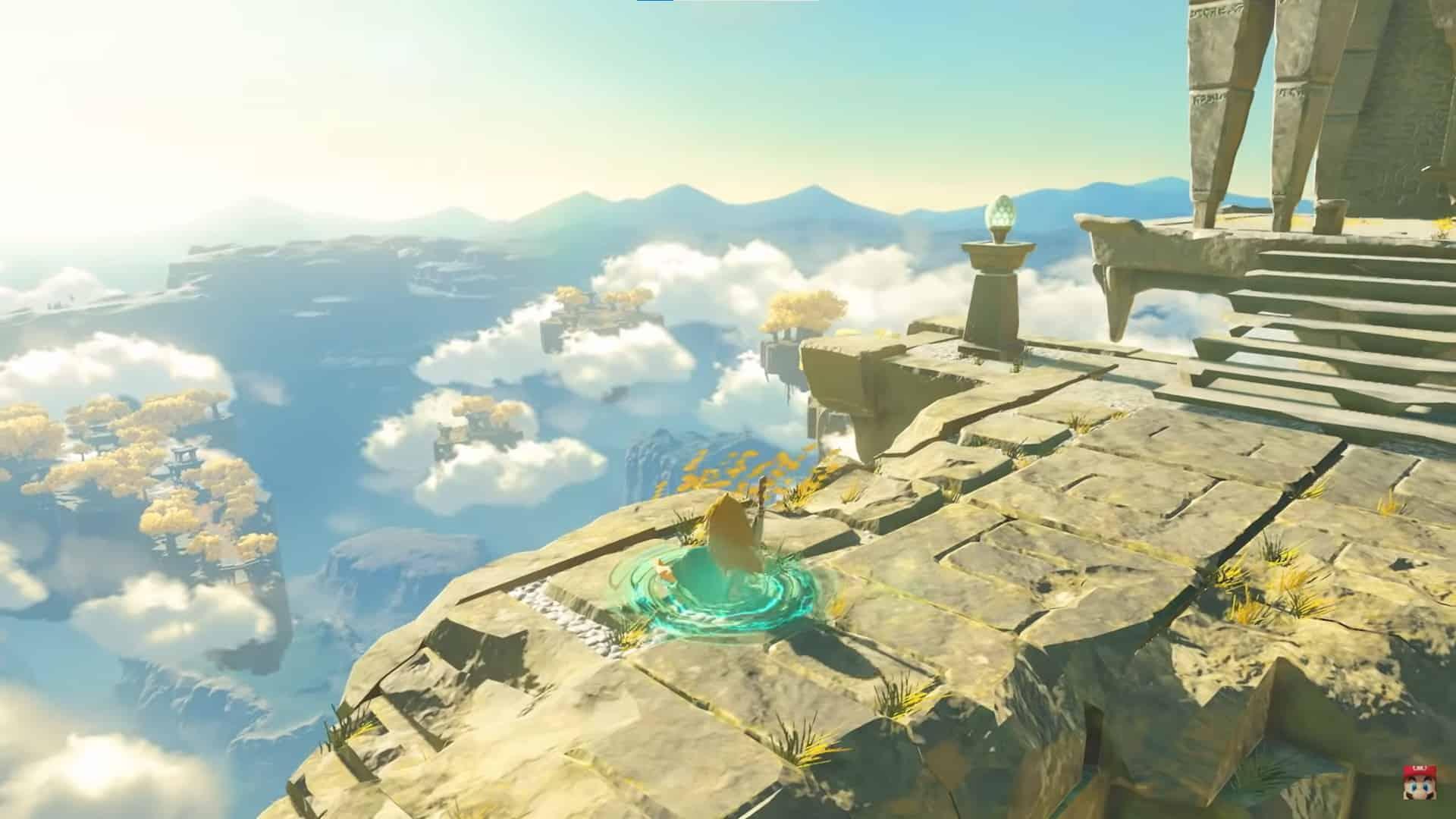 Zelda Breath of the Wild 2 trailer E3 2021 analisi 08