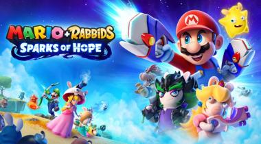 Mario + Rabbids Sparks of Hope, sorpresa rovinata ma gioco confermato
