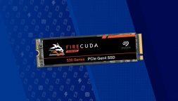 Il FireCuda di Seagate è il primo SSD compatibile con PS5