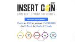 I nuovi appuntamenti di Insert Coin, la Convention Italiana sullo sviluppo di videogiochi