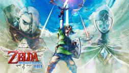 Skyward Sword riprende vita su Nintendo Switch