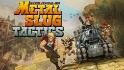 Metal Slug Tactics in arrivo su Switch nel 2022