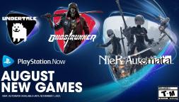 PlayStation Now si aggiorna, arriva anche NieR:Automata