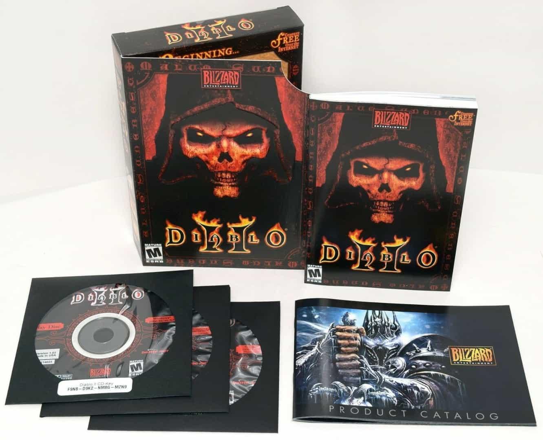 Diablo 2 boxato