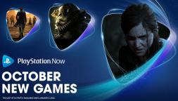 PlayStation Now, la line-up dei giochi di ottobre è strepitosa